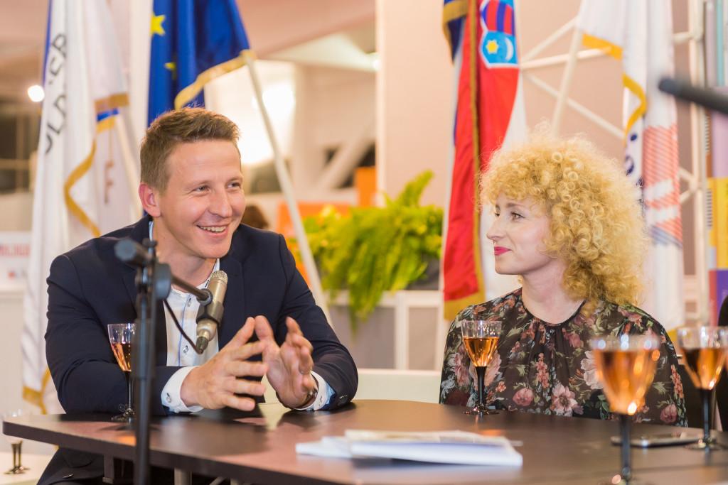 Dario Zurovec i Martina Požgaj