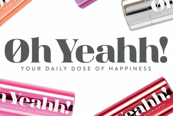 Novi beauty proizvod baziran na sreći – OH YEAHH!