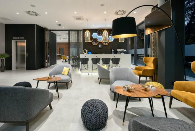 Elegantan i profinjen hotel kao stvoren za odmor iz snova
