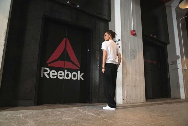Victoria Beckham u Reeboku!