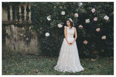 Nova kolekcija vjenčanica Sandre Haddad stvorena za romantičarke