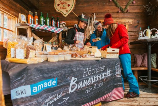 Najviša tržnica u Alpama