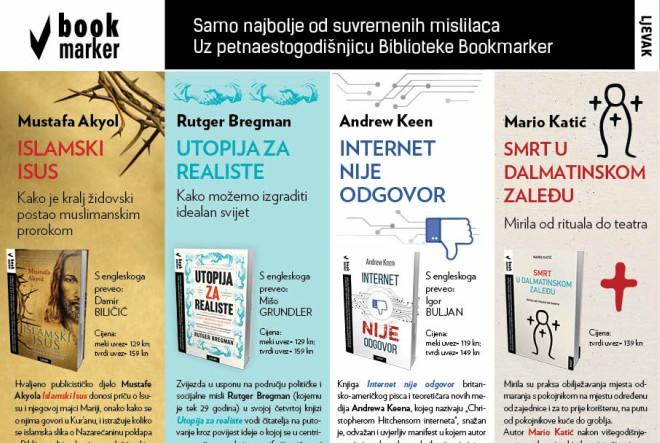 Noviteti Biblioteke Bookmarker