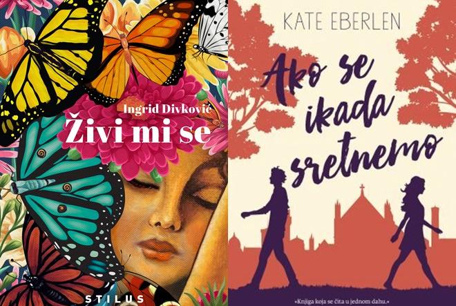 Romantične knjige za čitanje pod dekicom