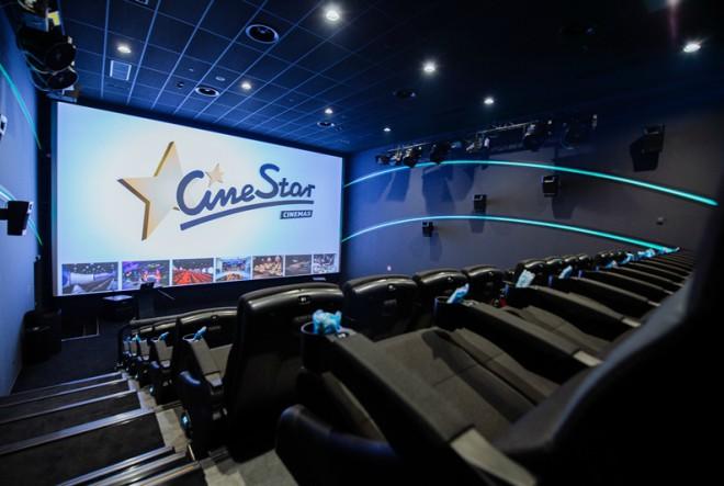 Najveće i najmodernije kino u Dalmaciji