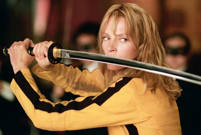 IMDB: Uma Thurman in Kill Bill: Vol. 1 (2003)