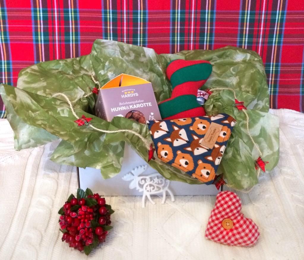 Rudolph box