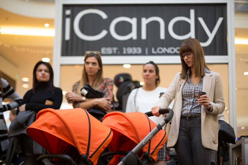 iCandy Orange predstavljen na prvom Meetupu za mame blogerice