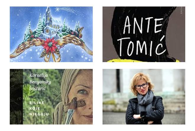 Tjedan pred nama prepun je književnih događanja za sve knjigoljupce u Zagrebu