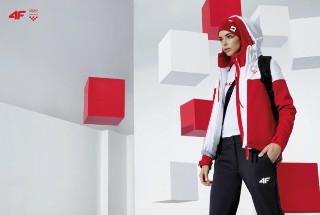 4F – odjeća hrvatskih olimpijaca