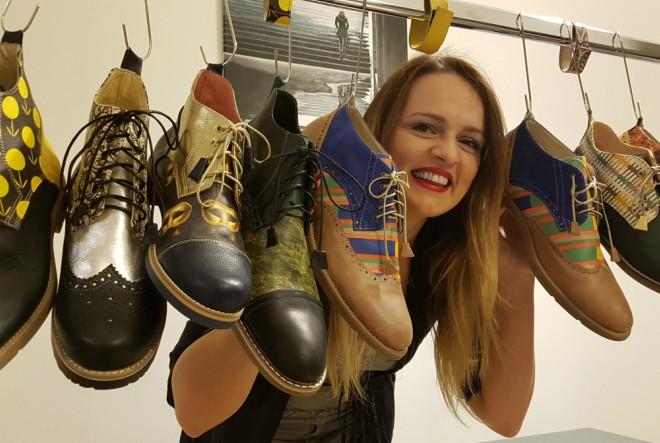 Cipelice radosnice – obuća koju sam dizajniraš