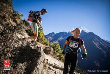 Andreja Podobnik, obožavateljica planinskog trčanja