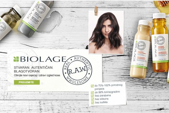Biolage R.A.W. – smoothie za kosu