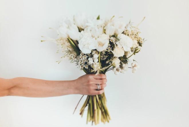 Kako očuvati vjenčani buket?