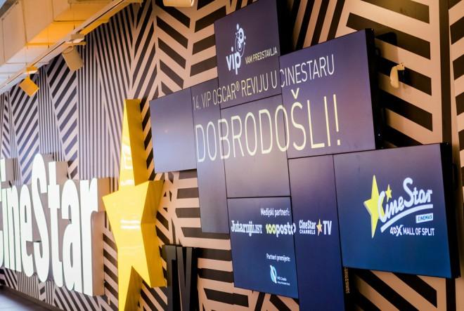 Splićani jedva dočekali oskarovske favorite u najvećem kinu u Dalmaciji