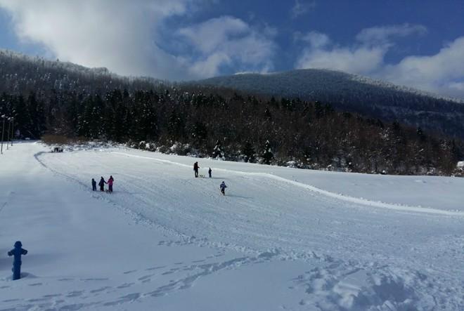 Zimske radosti na Bjelolasici