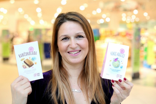 Raw Sweets by Mihaela dostupni u prodavaonicama dm-a