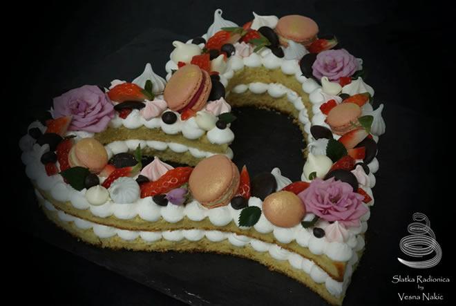 Vesnina Pufnasta torta