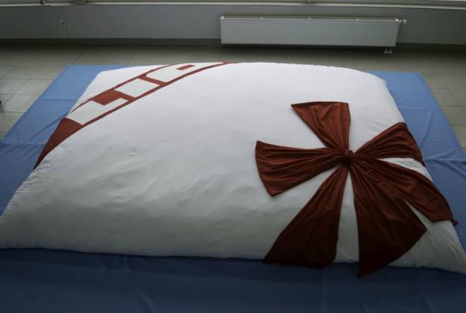 Znate li gdje se nalazi najveći hrvatski jastuk?