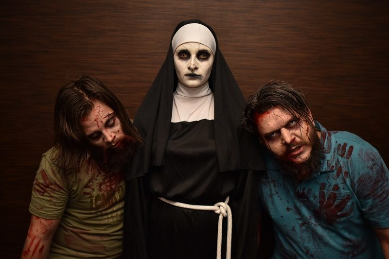 Ljubitelji horora i likovi iz horor filmova okupirali CineStar