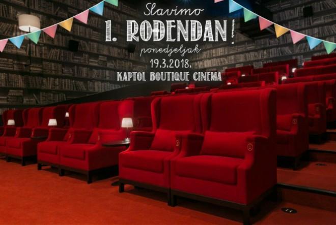 Najmlađe zagrebačko kino slavi rođendan