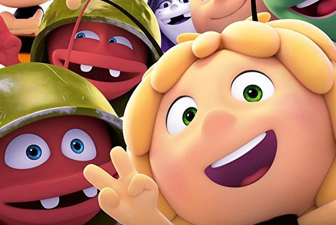 Osvrt na film: Pčelica Maja – Medene igre