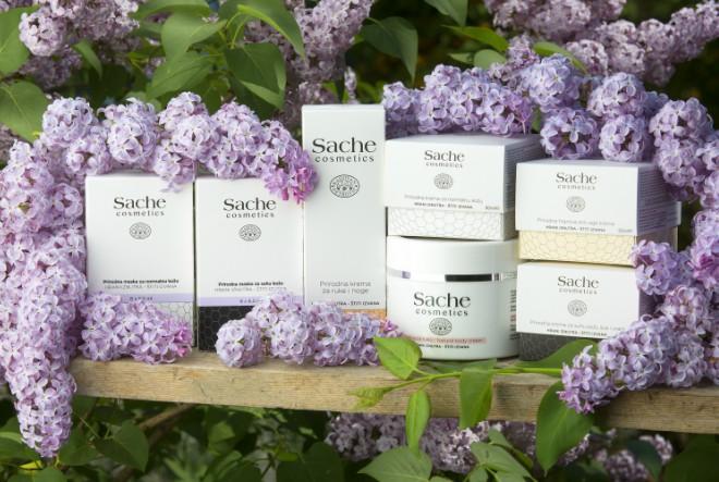 Sache kozmetika za njegu lica i tijela