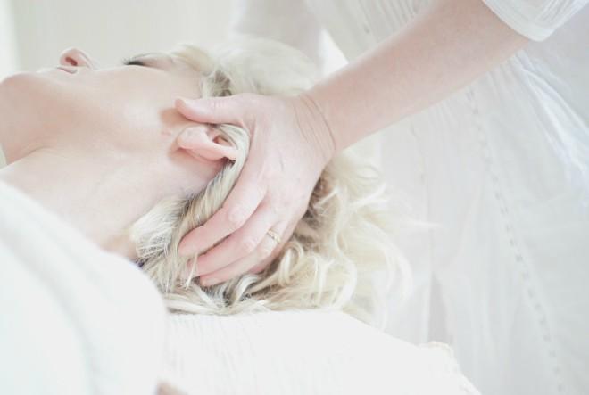 Čari kineske masaže glave