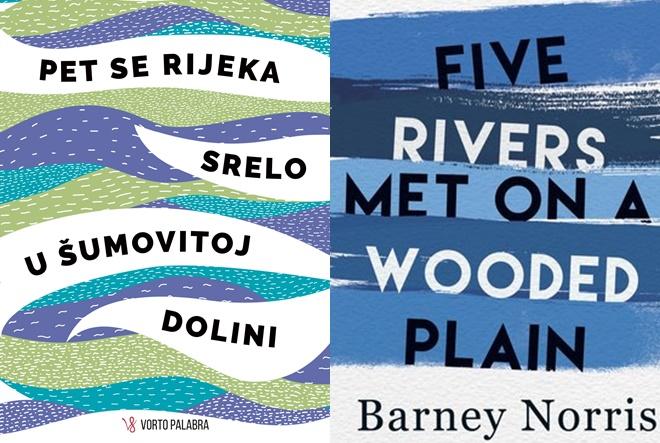 Pet se rijeka srelo u šumovitoj dolini