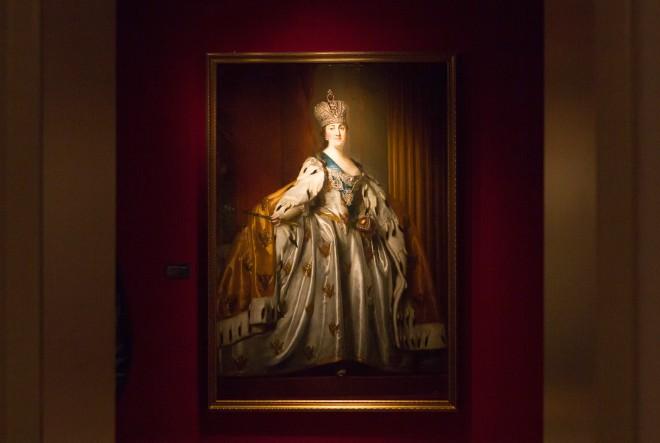 Freywille poziva na izložbu: Katarina Velika, carica svih Rusa