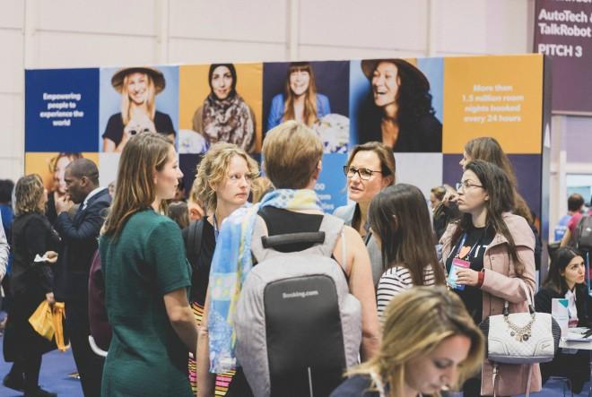 Booking.com i Web Summit nastavljaju inicijative na temu Žene u sektoru tehnologije