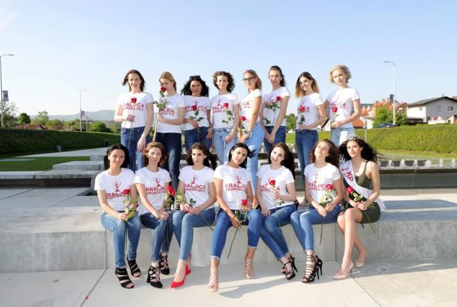 Velika konkurencija za 25. titulu Kraljice Hrvatske
