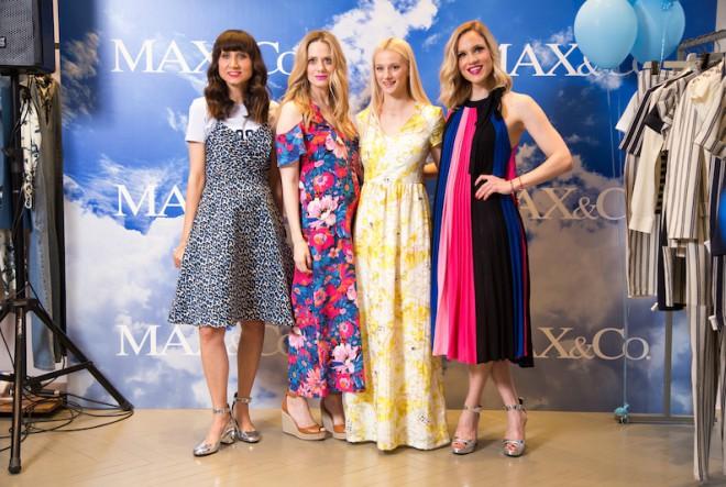 Nebo kao granica inspiracija nove Max&Co kolekcije