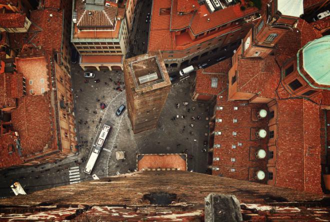 La grassa, la dotta, la rossa, la turitta… Bologna