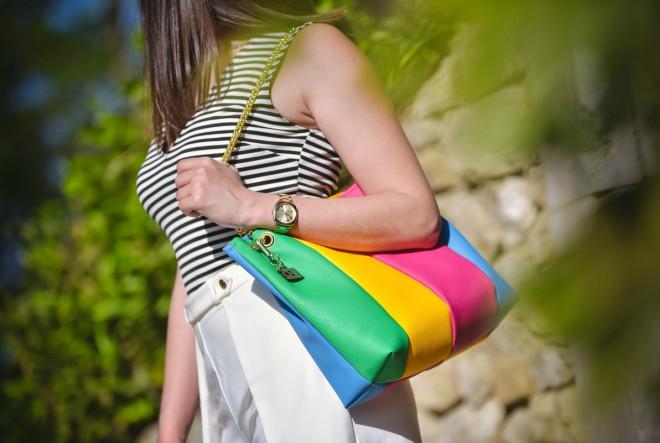 Razigrane, vesele, šarene… torbice opijene životom