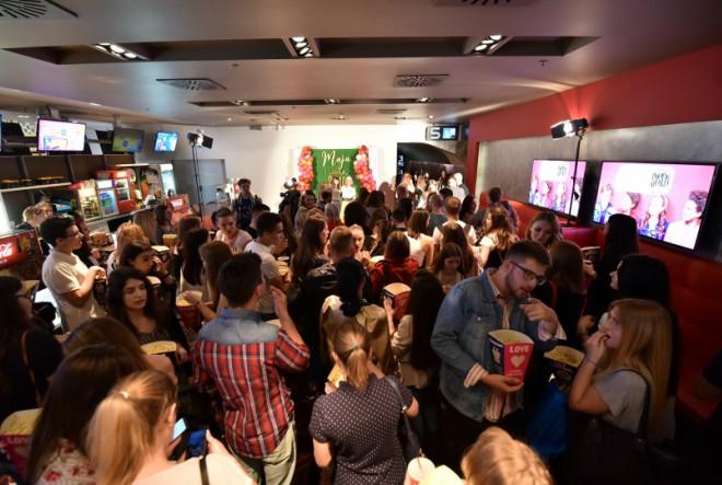 150 odabranih sretnika uživalo je u romantičnoj i zabavnoj drami