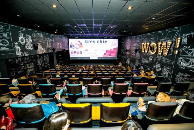 Premijerna projekcija filma 'Klub zadovoljnih žena' izazvala ogroman interes ženske kino publike