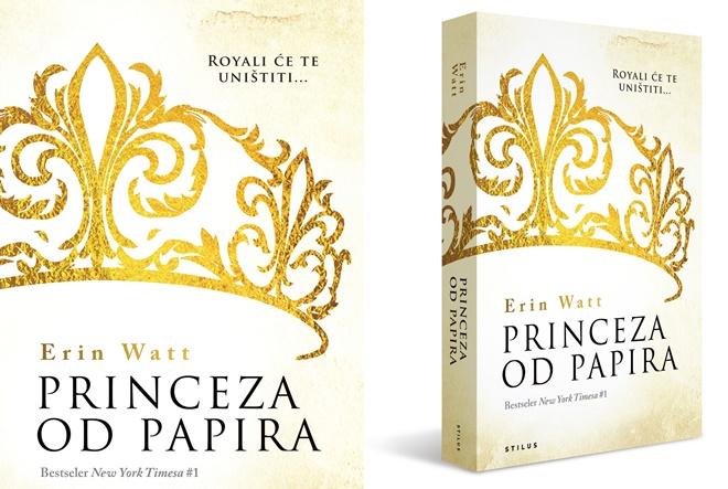 'Princeza od papira' prvi je dio zanimljivog serijala koji podsjeća na najbolje sapunice