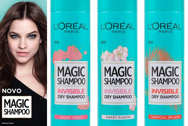 Magic shampoo – prvi nevidljivi šampon za suho pranje iz L'oréal-a Paris