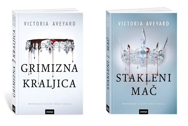 Victoria Aveyard za ljubitelje dobrog fantasyja