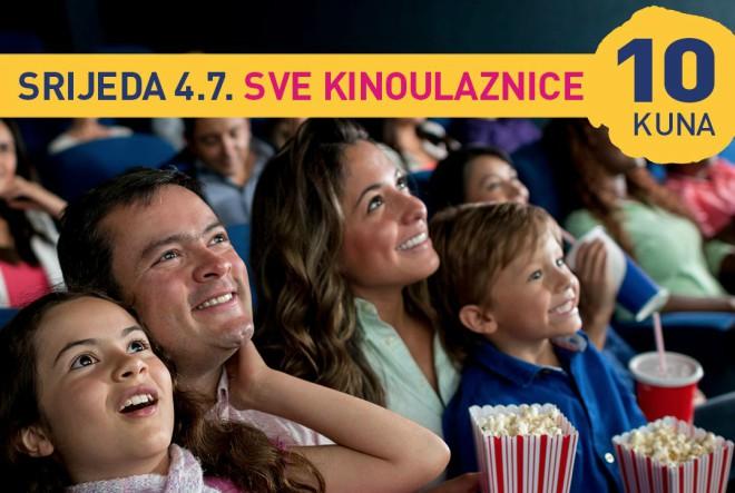 Posjeti CineStar 4DX Mall of Split i Joker CineStar U SRIJEDU 4.7. i uživaj u filmskim hitovima za samo 10 kuna