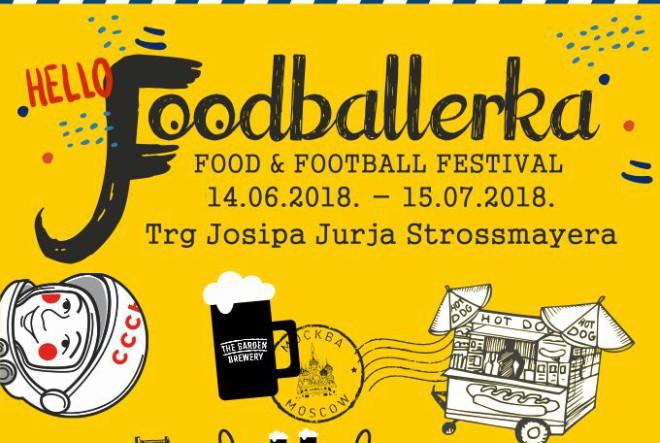 TBF velikim koncertom otvara Foodballerku