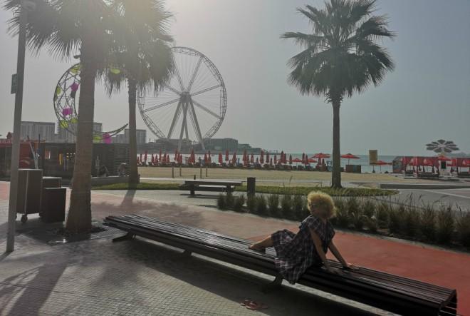 #MyDubai – ono kad nisi turist