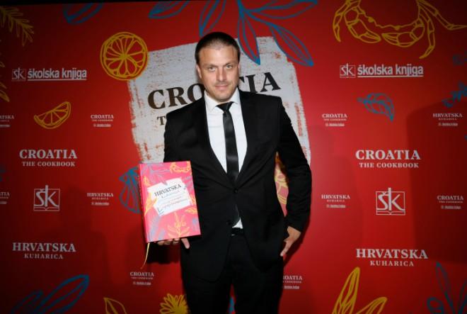 Croatia – The Cookbook – monografija hrvatske gastronomije