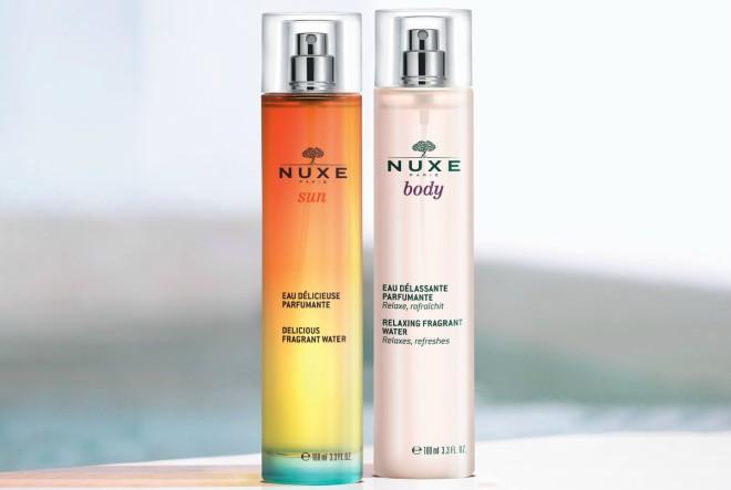 Nuxe vodice za tijelo oživljavaju najljepše emocije