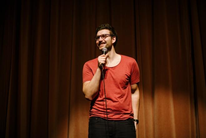 Vlatko Štampar: Ljudi misle da su komičari stalno smiješni