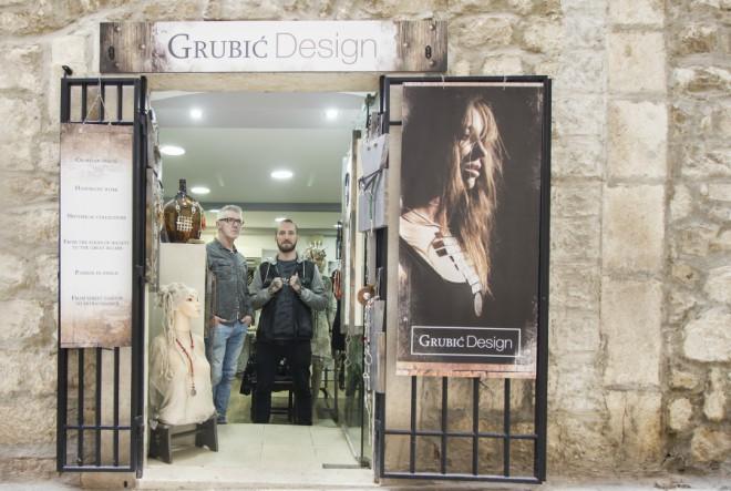 Grubić design otvoren u srcu Splita