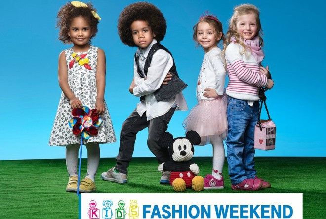 Sutrašnji casting za klince kao uvod u Kids Fashion Weekend Showroom