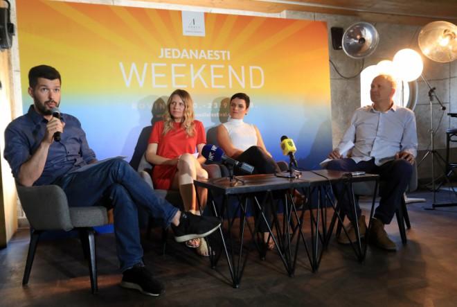 Sve važne teme su na 11. Weekend Media Festivalu