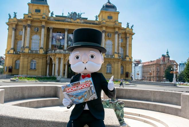 Hrvatska dobila svoje izdanje popularne igre MONOPOLY